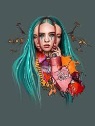 20+ Billie Eilish ideas | billie eilish, billie, drawings