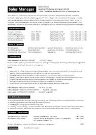 Sales And Marketing Manager Resumes Sales And Marketing Manager Resume Sample Doc Executive For