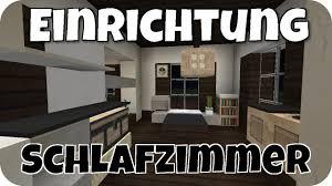 Minecraft Luxus Haus Einrichten Part 10 Schlafzimmer Jannis