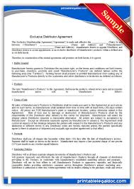 Exclusivity Agreement Template Agreement Exclusivity Agreement Template Exclusivity Agreement 10