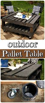 Diy Outdoor Projects Pinterest