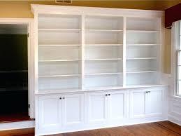 custom made home office built in bookcases bookshelves kit bookcase kitchen billy built in bookcase bookshelves