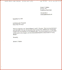 Letter Of Immediate Resignation Gallery - Letter Format Examples