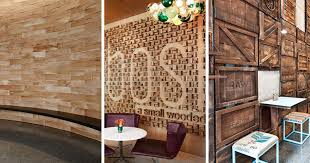 accent wall ideas 12 diffe ways to cover your walls in wood