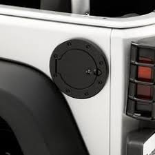 yj jeep wrangler kicker 8 inch sub and 4x6 front speakers shops rugged ridge black jeep jk locking fuel door cover