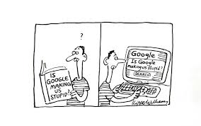 is google making us stupid by kipper williams original artwork  is google making us stupid by kipper williams