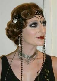easy roaring 20s hairdos easy roaring 20s makeup roaring 20s fashion 1920s hair