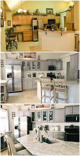 Easy Kitchen Makeover 17 Best Ideas About Budget Kitchen Remodel On Pinterest Cheap