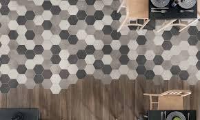 hexagonal floor tiles walls floors material plans for tile decorations 17