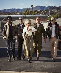 rihanna as amelia earhart in harper s bazaar the district chic but sexy rihanna channels amelia s utilitarian look and she is to die for amelia earhart s essay originally published in harpers bazaar in 1929