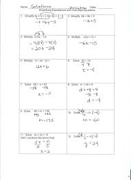 solving two step equations with fractions math solving two step linear kindergarten grade math equations worksheets decimals fractions percents solving two