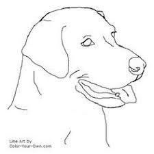 lab dog drawing easy. Beautiful Dog Visit Throughout Lab Dog Drawing Easy W