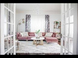 pink couches for bedrooms. Interior Design | 12 Living Rooms With Pink Sofa Couches For Bedrooms