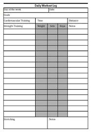 Weightlifting Training Log Under Fontanacountryinn Com