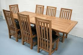 solid oak dining chair solid oak dining room sets solid wood dining table and chairs used