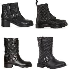quilted boots - Polyvore & quilted boots Adamdwight.com