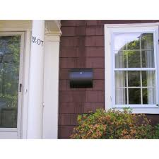residential mailboxes wall mount. Intriguing Wall Mounted Mailbox Hall Mount Residential Lowes Mailboxes Home Depot E