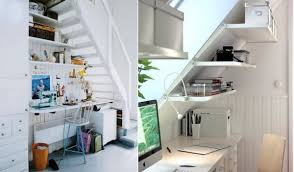 office under stairs. Anyway Office Under Stairs