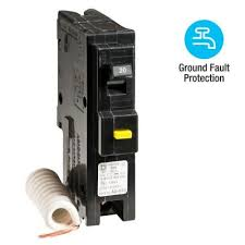 square d homeline 20 amp single pole gfci circuit breaker square d homeline 20 amp single pole gfci circuit breaker hom120gficp the home depot