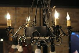 french vintage small wrought iron four arm chandelier within black wrought iron chandeliers remodel black wrought