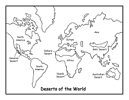 Map Of The World Coloring Page Cool Coloring Page World Map Free