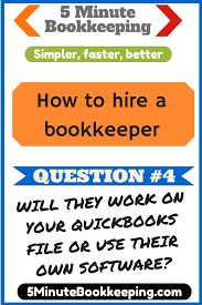 how to hire a bookkeeper question what services will be how to hire a bookkeeper questions to ask question 4