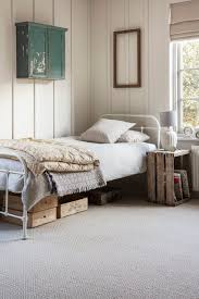 Alternative Flooring   Wool Crafty Diamond Lasque Carpet Shabby Chic Style  Bedroom