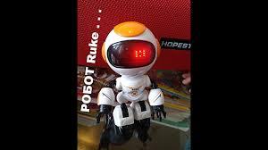 Robot <b>JJRC</b> RUKE обзор - YouTube