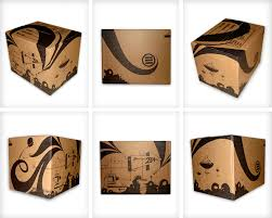 Cardboard Box Decorating Ideas Decorating Cardboard Boxes Best Interior 100 2