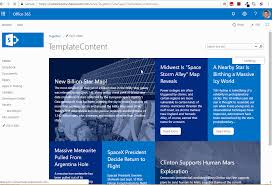 Sharepoint 2013 Site Templates How To Create A Page Template Page Layout With Shortpoint