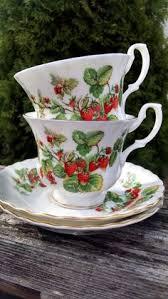 Decorating With Teacups And Saucers Floral Gold Teacup Saucer SetDel Coronado Japan NascoGarden Tea 18