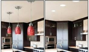 recessed lighting to pendant. How To Change Recessed Light Pendant And Dining Room Lighting A Throughout Ideas