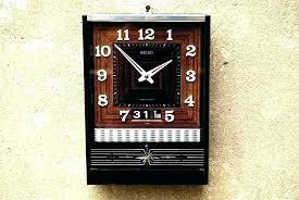 chime wall clocks pendulum pendulum wall clock wall clock dual chime wall clock with regarding pendulum