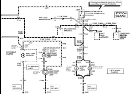 1995 ford taurus wiring
