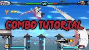 Bleach Vs Naruto 3.2 - Ichigo Kurosaki (Hollow) Combo Tutorial - YouTube