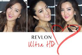 channelling diffe looks with diffe lip colors revlon ultra hd lipsticks lip lacquer review