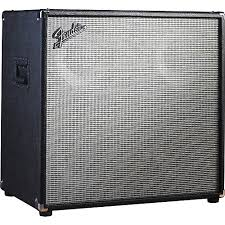 Fender Bassman Pro 410 4x10 Neo Bass Speaker Cabinet Black ...