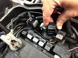 yamaha rhino 660 wiring harness diagram rhino 700 electrical problem solved now here s were it also gets weird the relay i 2006 yamaha rhino 660 wiring diagram images