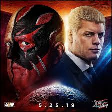 Dustin Rhodes vs. Cody Announced For Double Or Nothing