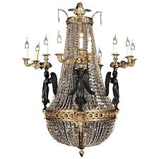 bronze crystal chandelier celeste dark glass flush mount antique 8 light double round french and bronze crystal chandelier edwards antique