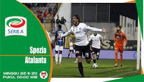 Prediksi Pertandingan Spezia vs Atalanta