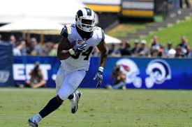 Lions Rb Depth Chart 2018 Detroit Lions Offer For La Rams Rb Malcolm Brown 2 Years
