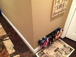 Coat Rack Solutions Mesmerizing Coat And Shoe Storage Creative Storage Solutions For Your Cluttered