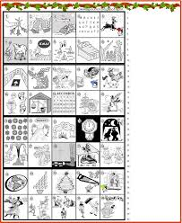 Printable Guess the Christmas Songs or Carols Word Puzzle ...