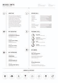Very Simple Resume