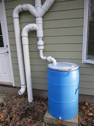 roof washer first flush for rainwater harvesting system
