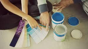 choosing paint colors. Choosing Paint Colors I