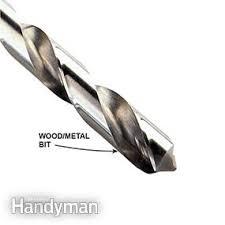 drill bits for metal. wood/metal drill bit bits for metal