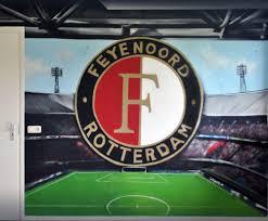 Feyenoord Slaapkamer Beste De Mooiste Voetbal Graffiti