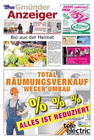 Der Gmünder Anzeiger Kw 05 By Sdz Medien Issuu